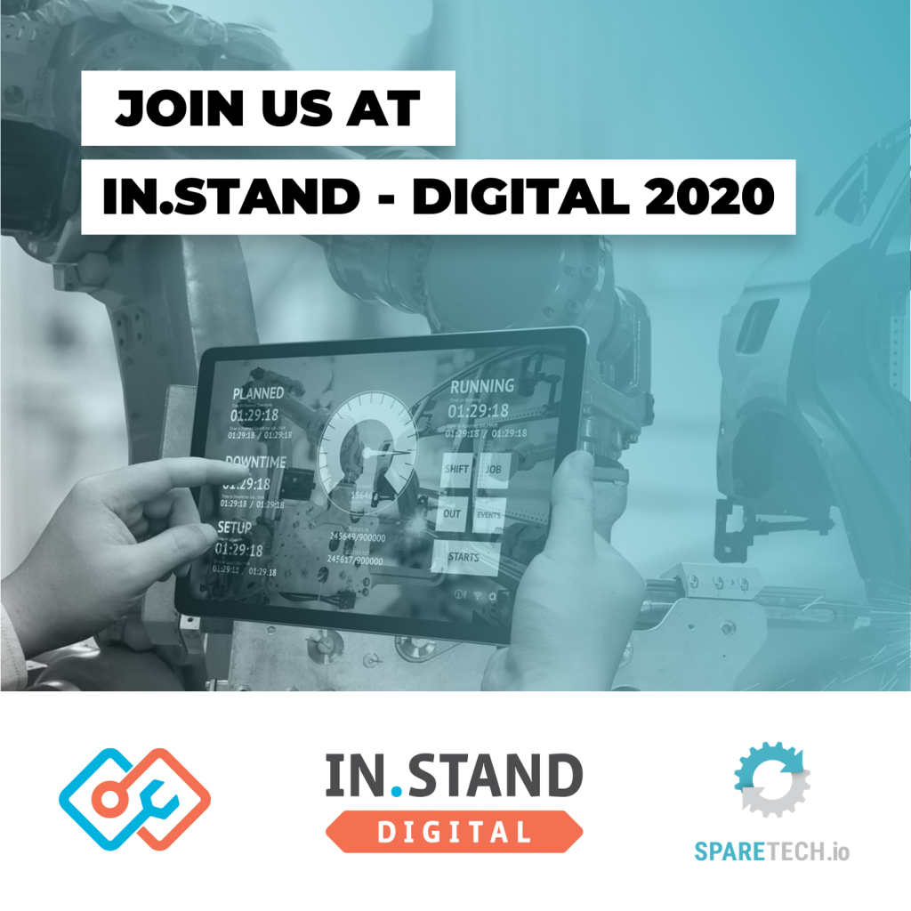 SPARETECH at In.Stand Digital 2020